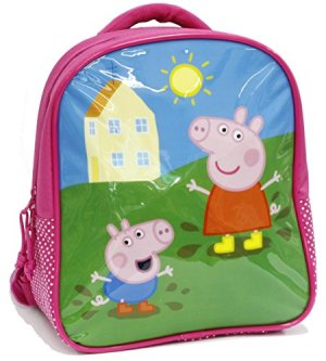 Zaino Asilo Basic Peppa Pig 0