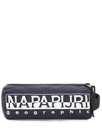 Napapijri Happy Pencil Case Astuccio 22 Cm Blu Blu Marine 0