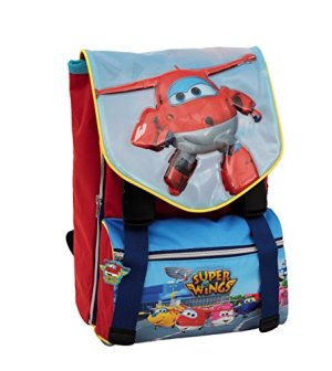 Auguri Preziosi Up902000 Super Wings Zaino Estensibile Con Gadget Incluso Collezione 201718 0