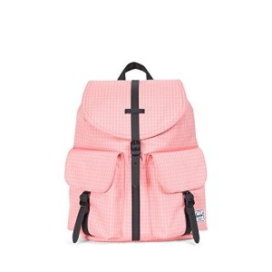 Herschel Zaino Dawson Xs Backpack Strawberry Ice Grid 0