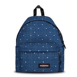 Eastpak Padded Pakr Zaino Casual 40 Cm 24 Liters Blu Little Grid 0