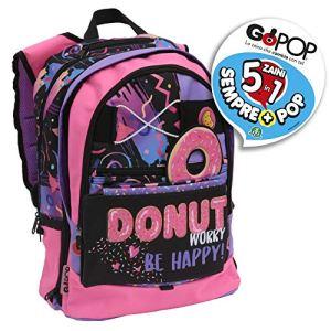 Giochi Preziosi Gopop 19 Zaino Estensible Donut Sacca 43 Cm Multicolore 0