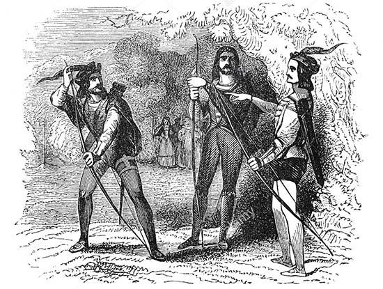Robin Hood Sherwood Store