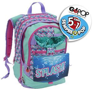 Giochi Preziosi Gopop 19 Zaino Estensibile Sirena Sacca 43 Cm Multicolore 0
