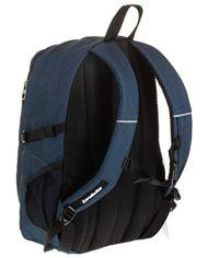 Zaino Invicta Active Benin Eco Material Blu 25 Lt Doppio Scomparto Tasca Porta Laptop Fino 13 Scuola Outdoor 0 0