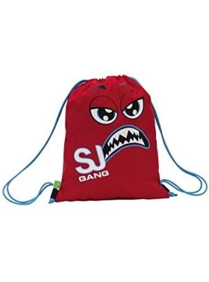Soft Backpack Seven Sj Faccine Rosso Sacca 0