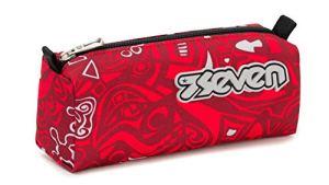 Bustina Seven Noongar Rosso Scuola 21 Cm 0