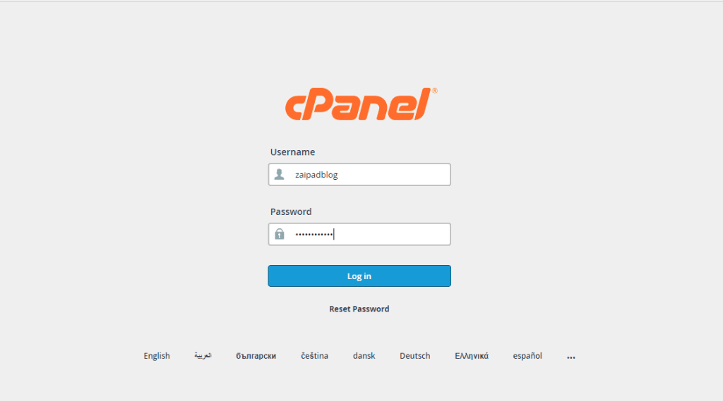 Cpanel - Cara Membuat Blog WordPress di Dewaweb
