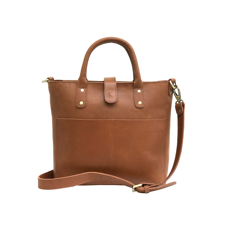 Zakara Leather HandBag