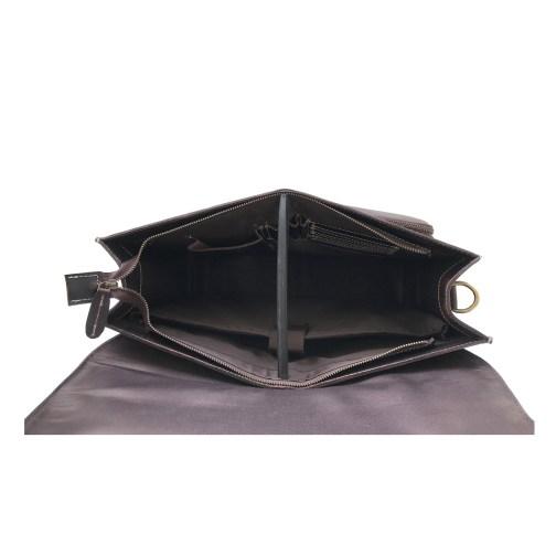 Zakara Leather Bag