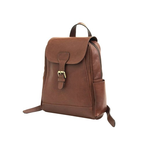 Zakara Leather Backpack