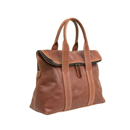Zakara Leather Womens Tote