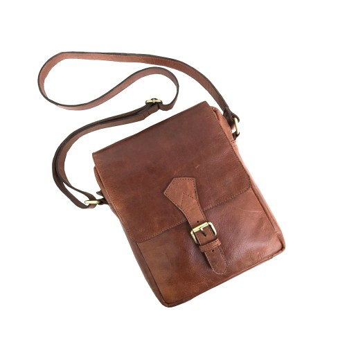 Zakara Leather Sling Bag