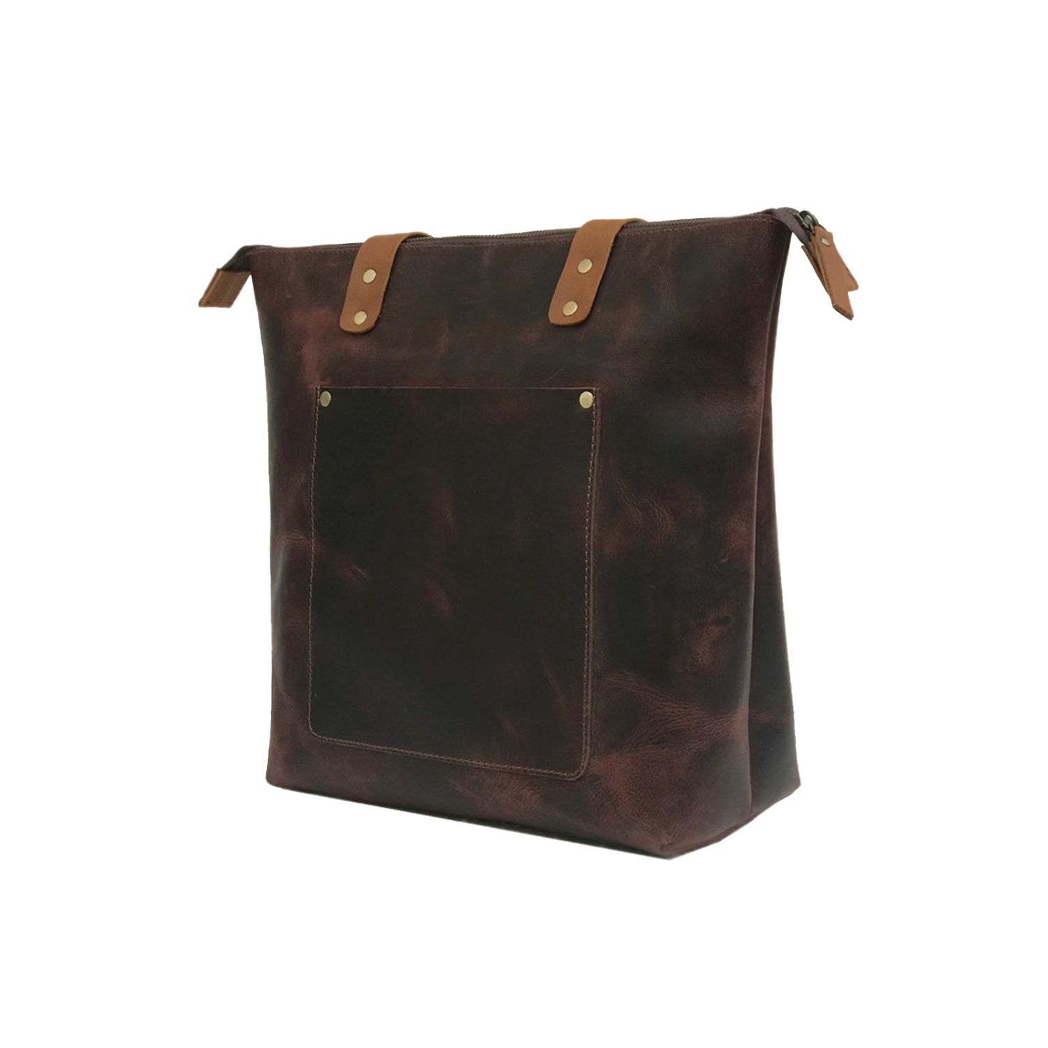 Zakara Leather Handbag