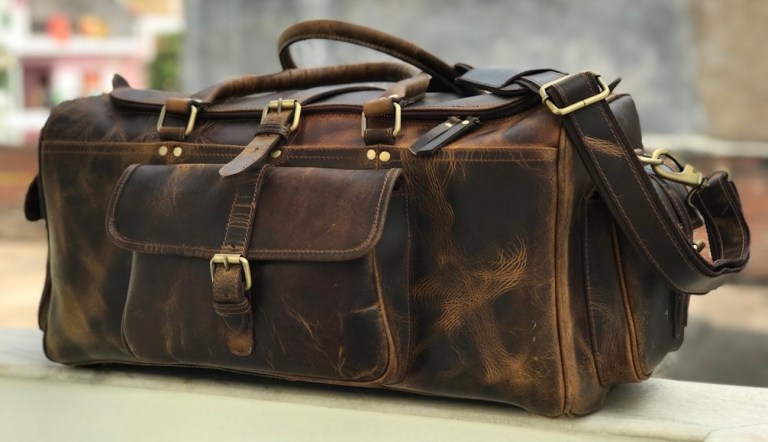 Leather Bags – An Extension Of The Wearers' Personal Taste And Style