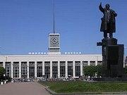 Вокзал на площади Ленина