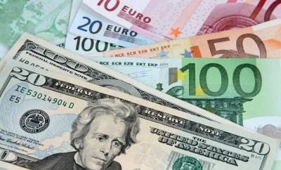 Euro waarde dollar