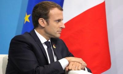 Macron, Loonsverhoging