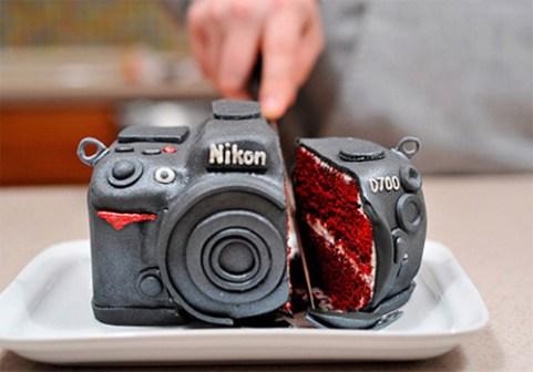 nikon-cake