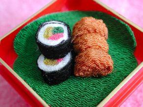 sushi-tricote