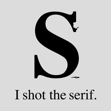 serif-shot