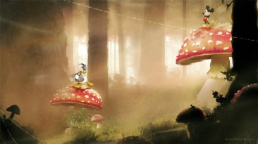 Mickey_and_Donald_by_Orioto