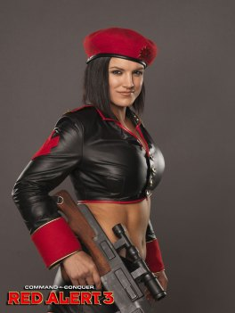 Command and conquer fille