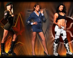 Command and conquer girls 4