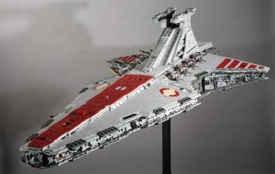 vaisseau star wars lego