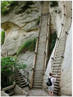 escalier fail