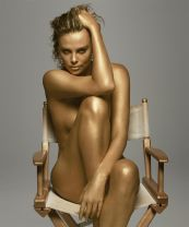 golden charlize-theron