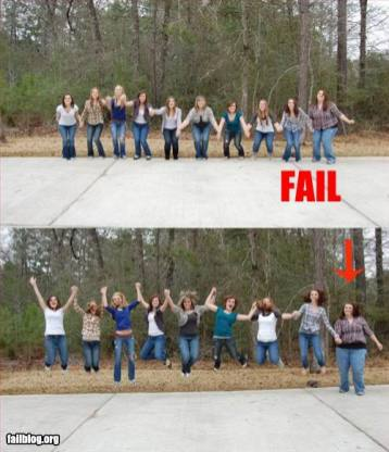 jump fail