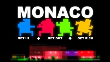 monaco title screen