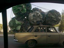 transport bouteilles