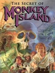 Monkey Island - Poster