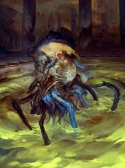 magic illustration Divine vs. Demonic Thrull