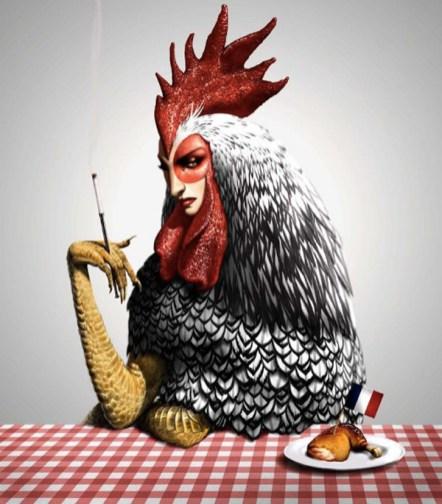 poule francaise