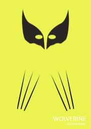wolverine-x-men-minimalist-poster