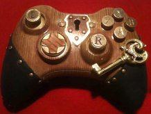 manette-xbox-360-steampunk