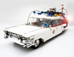 lego ghostbuster ecto1