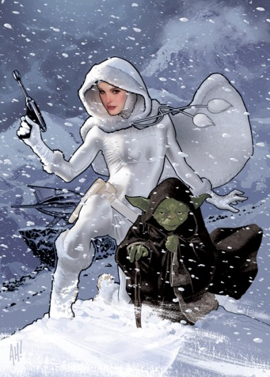 Snowbunny_Padme_and_Yoda_by_AdamHughes