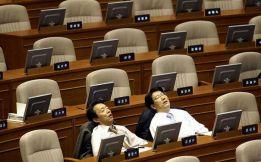 APTOPIX South Korea National Assembly