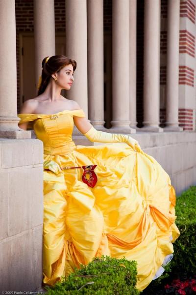 sexy disney belle