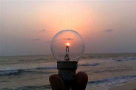 ampoule energie solaire