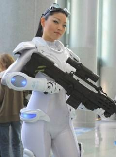 cosplay starcraft