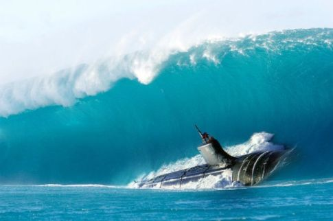 surf sous marin