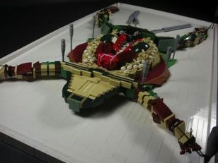 grenouille lego dissection
