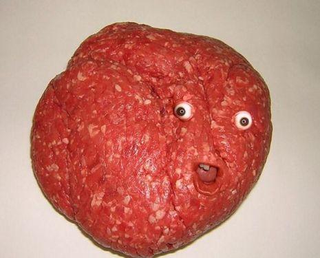steak man