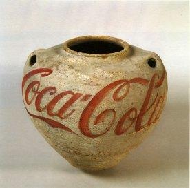 Coca-Cola pot