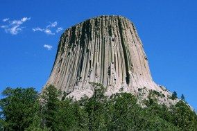 Devils Tower, Wyoming - Rencontre du 3eme type